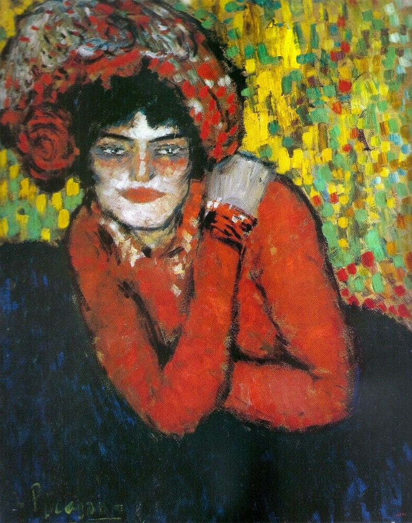 margot-donna-con-turbante-picasso