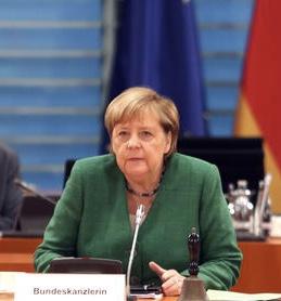 Germany: Cabinet meeting in Berlin